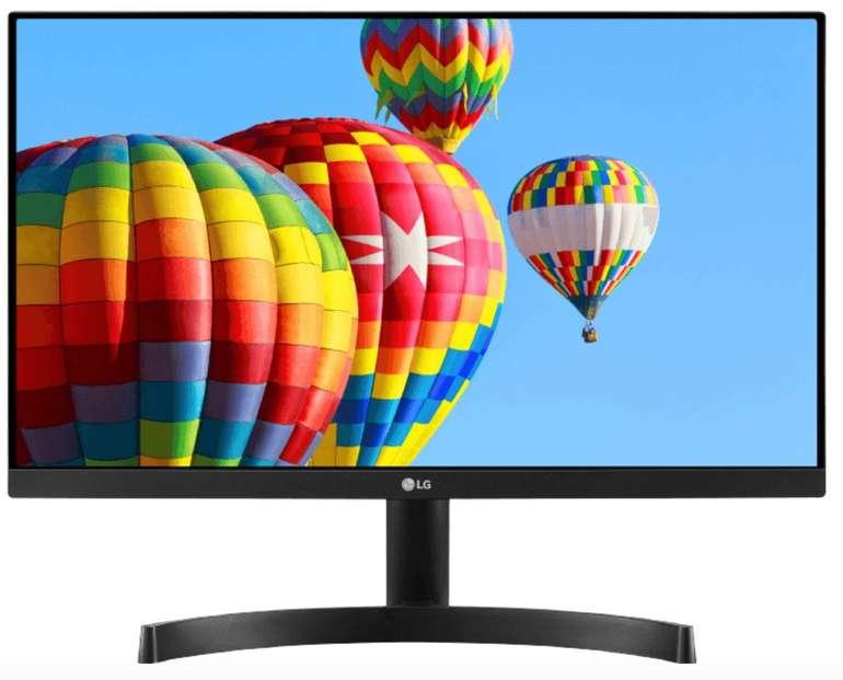 """LG 22MK600M-B - 21.5"""" LED IPS Full HD Monitor mit 5ms für 88€ (statt 108€)"""