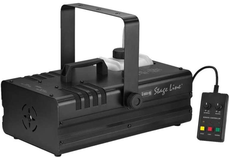 IMG Stage Line FM-1510 Nebelmaschine für 159€ inkl. Versand (statt 196€)