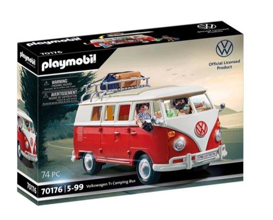"""Playmobil """"70176"""" Volkswagen T1 Camping Bus für 42,67€ (statt 49€) - Vorbestellung!"""