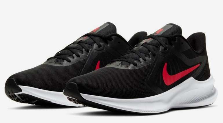 Nike Downshifter 10 Herren-Laufschuhe in schwarz für 29,94€ inkl. Versand(statt 53€)
