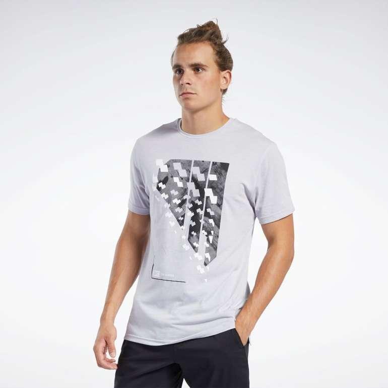Reebok Herren Activchill+Cotton T-Shirt für 21,77€ inkl. Versand (statt 40€)