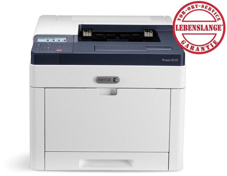 Xerox Phaser 6510DNI Farblaserdrucker (Duplex, WLAN) für 98,90€