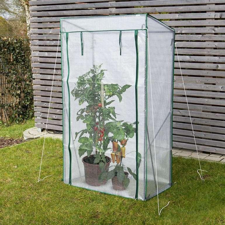 Hohberg Tomaten Gewächshaus (170 cm) für 29,90€ (statt 40€)