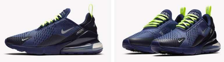 Nike Air Max 270 Herren Sneaker in 2 Colourways für je 83,98€…