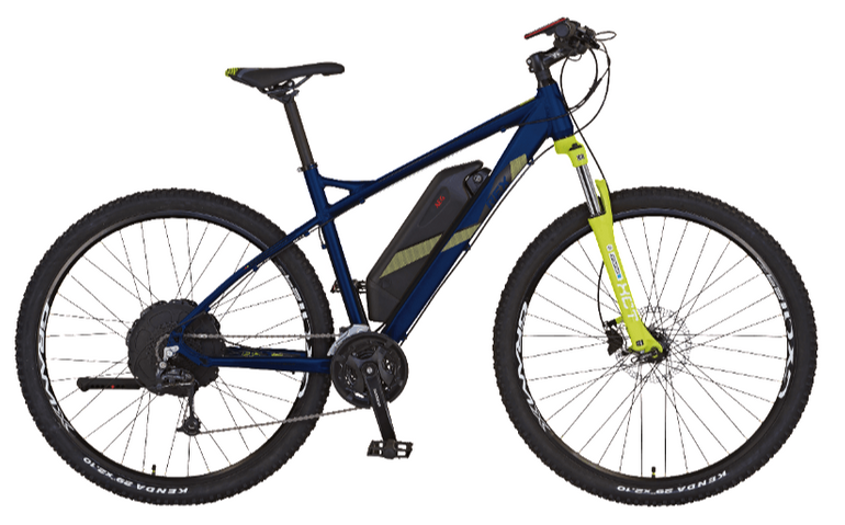 Rex Graveler e8.6 Mountainbike (29 Zoll, 48 cm, Unisex, 374 Wh) für 1.199€