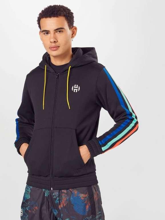 """Adidas Performance Herren Sweatjacke """"Harden"""" für 28,95€ inkl. Versand (statt 65€)"""