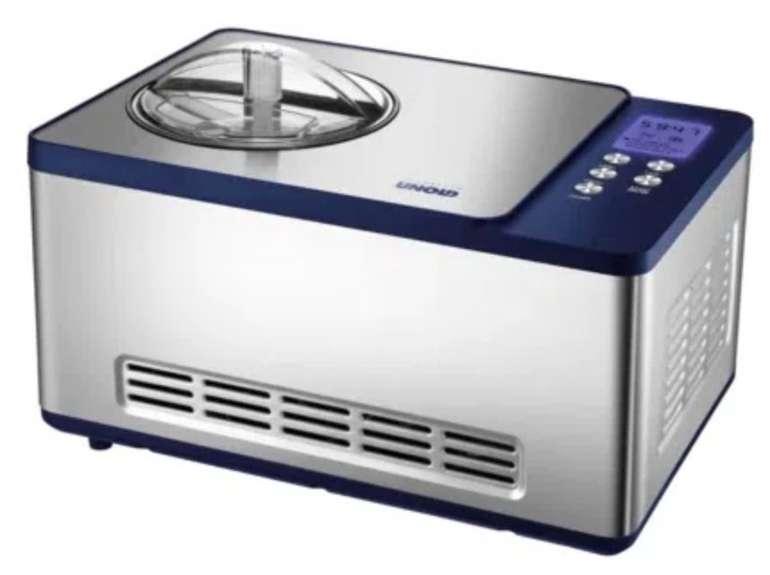Unold Eismaschine Schuhbeck Exklusiv für 213€ inkl. Versand (statt 278€)