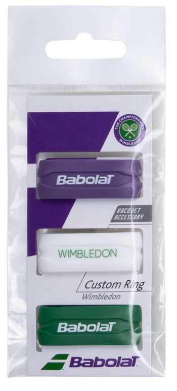 SportSpar: Großer Tennis Sale - z.B. Babolat Custom Ring X3 Wimbledon Tennis Ring für 1,59€