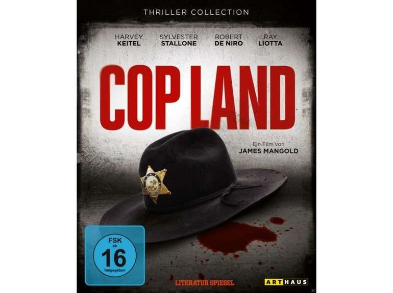 Cop Land Remastered - Thriller Collection o. Director's Cut (Blu-ray) für je 3,99€ (Abholung)