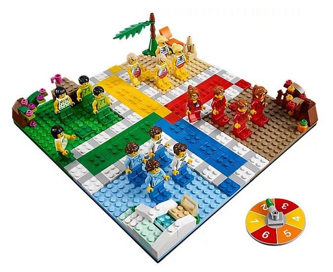 Lego 40198 Minifiguren - Ludo-Spiel für 31,49€ inkl. Versand (statt 43€)
