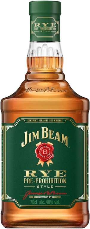 Jim Beam Rye Yellow Label Whisky 0,7l für 13,25€ inkl. Versand - Prime!