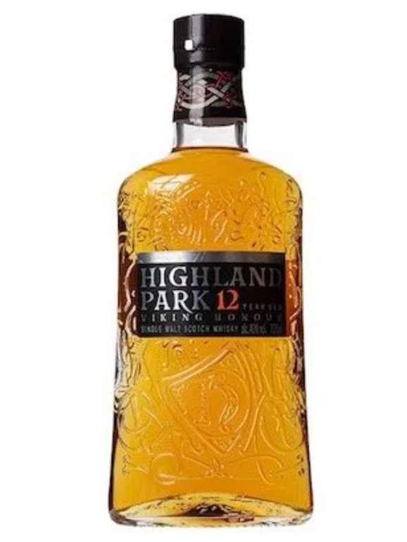 Prime Day: Highland Park 12 Jahre Viking Honour Single Malt Scotch Whisky (0.7 Liter, 40% Vol.) für 25,99€ (statt 36€)