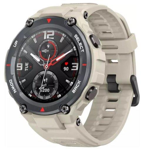 Amazfit T-Rex Smartwatch in khaki für 69,90€ inkl. Versand (statt 95€)
