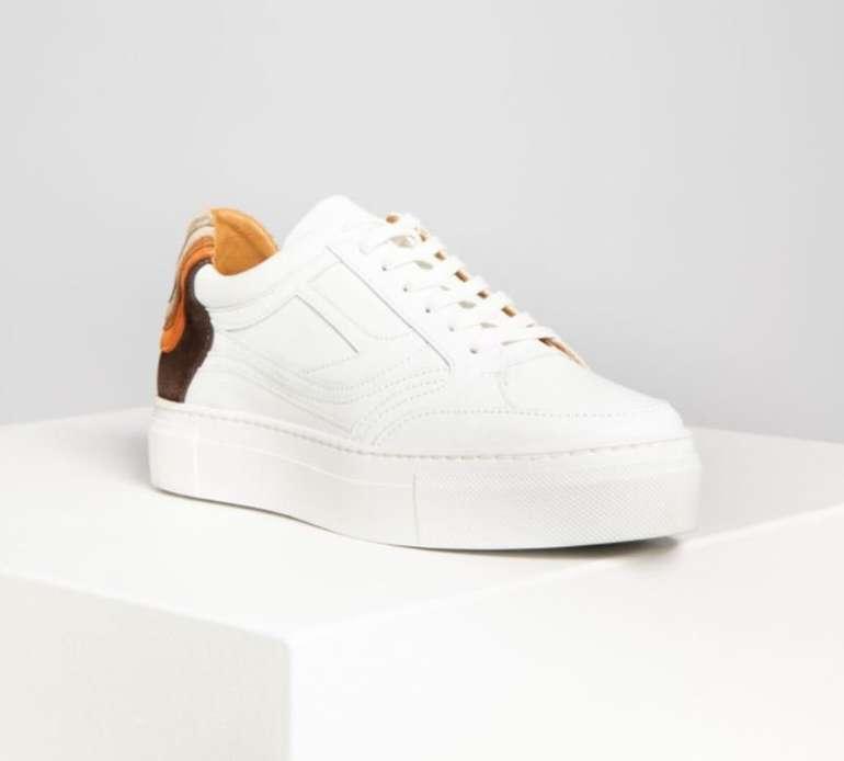 Habuya Damen Sneaker in Weiß für 43,32€ inkl. Versand (statt 54€)