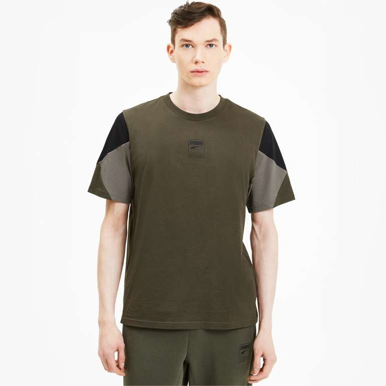 Rebel Advanced Herren T-Shirt in 3 Farben für je 13,61€ inkl. Versand (statt 17€)
