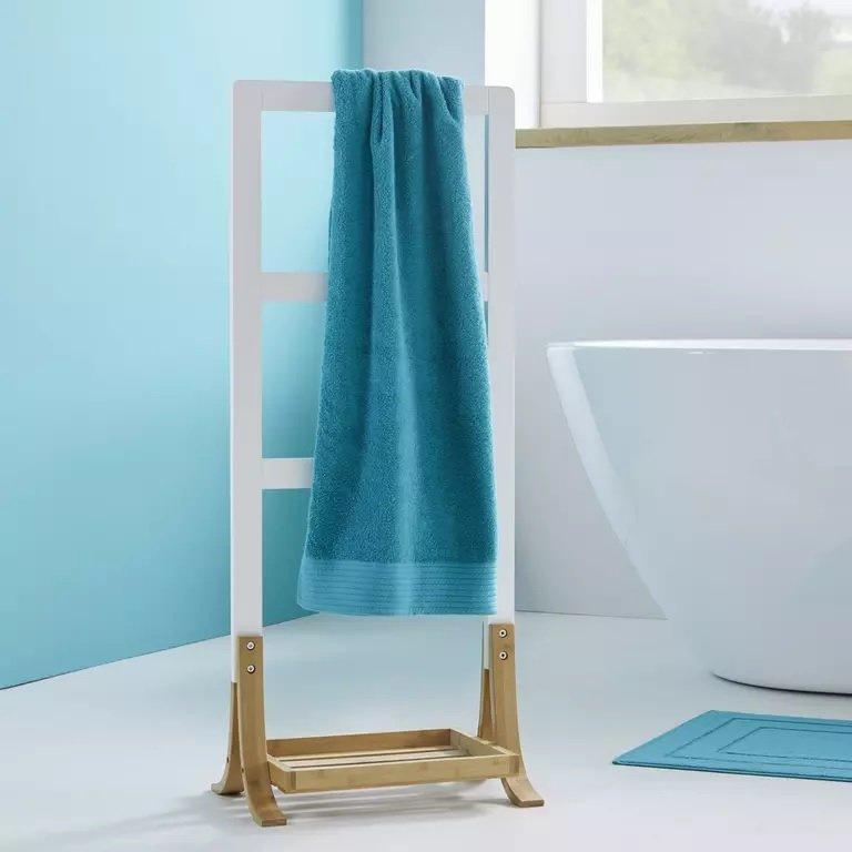 """Mömax Bessagi Handtuchhalter """"Mirella"""" in Weiß für 19,88€ inkl. Versand (statt 30€)"""