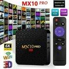 MX10 PRO TV Box (4GB, 32GB, Android 9) für 30,99€ inkl. Versand