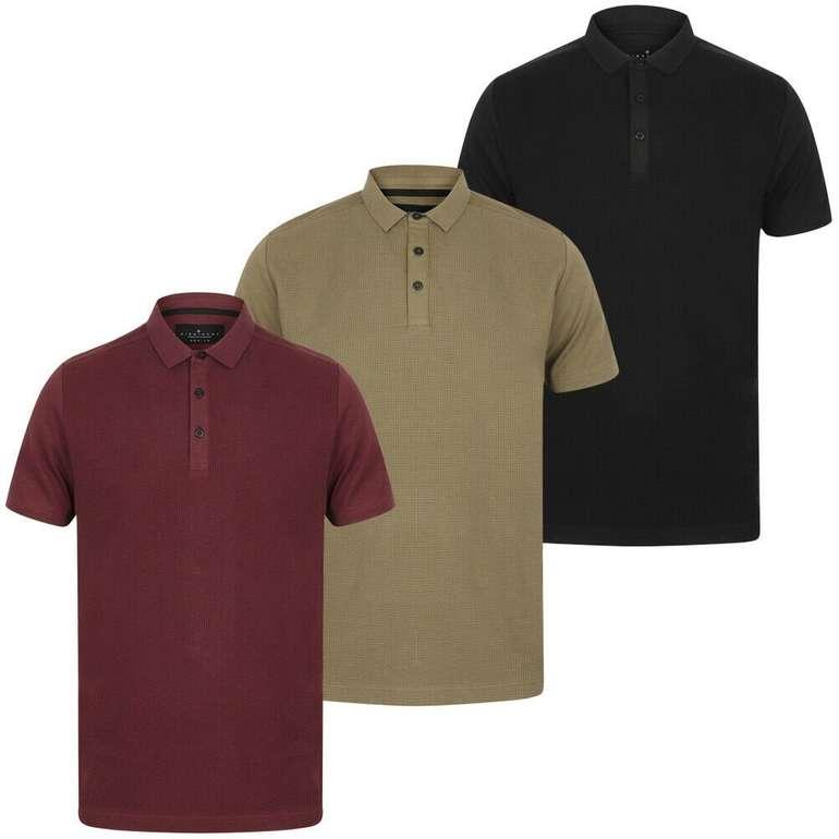 DNM Dissident Macbeth Herren Polo-Shirts für je nur 7,99€ zzgl. Versandkosten