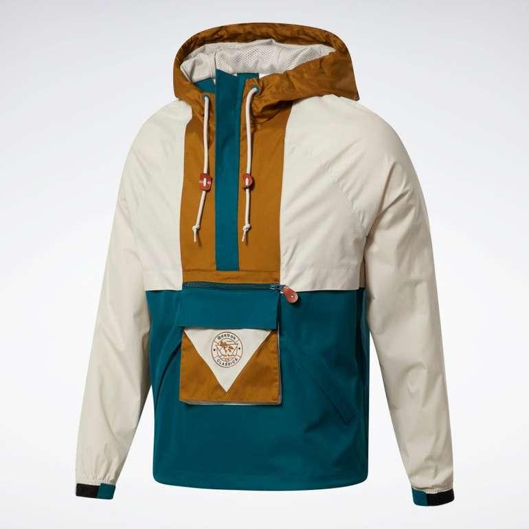 Reebok Classics Archive Anorak Jacke für 54,60€ inkl. Versand (statt 90€)