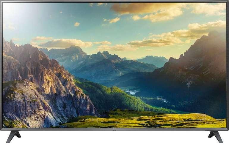 LG 75UK6200PLB UHD 4K Smart TV für 1.008,90€ inkl. Versand (statt 1.179€)