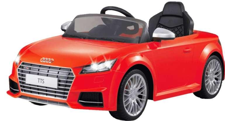 Jamara Kids 405040 Audi TTS Roadster Ride-On Car (inkl. Fernsteuerung) für 240,99€ (statt 335€)