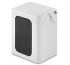 Hailo Q Sitzhocker in weiß (Kunstleder) für 24,24€ inkl. Versand (statt 66€)