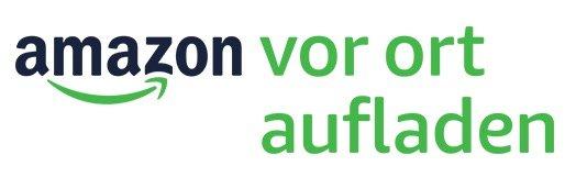 Amazon vor Ort aufladen: 5€ Gutschein bei 25€ Aufladung (z.B. bei dm)