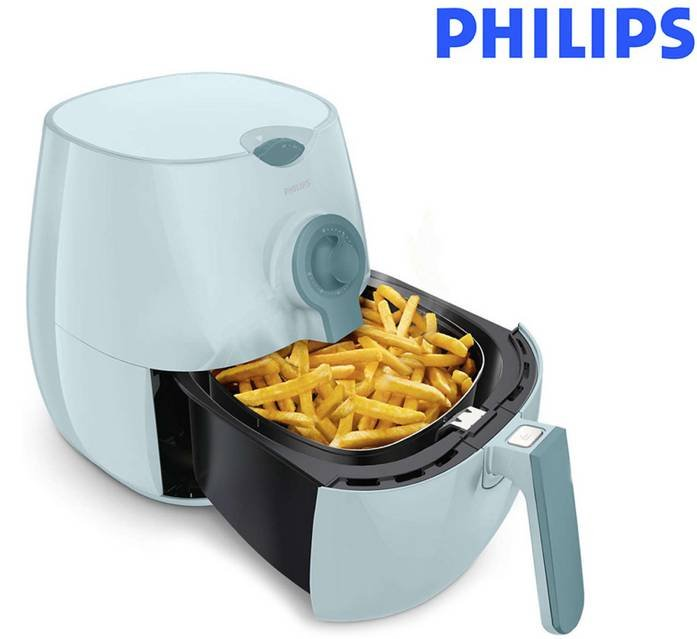 Philips Viva Collection HD9220/00 AirFryer Fritteuse für 89,95€