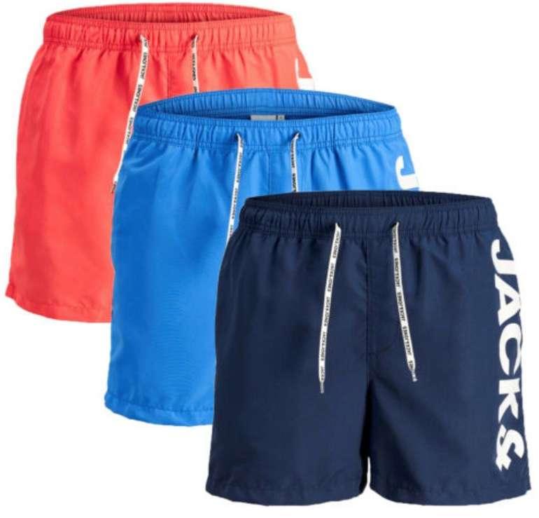 Jack & Jones Herren Swim Shorts bzw. Badehose in 21 Farben für je 18,30€ (statt 22€)
