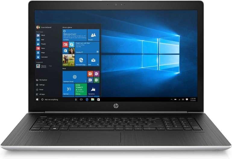 "HP ProBook 470 G5 - 17,3"" FHD Notebook (i5, 16 GB RAM, 512 GB SSD) für 749€ inkl. Versand (statt 899€)"