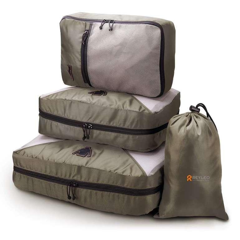 Reyleo Kofferorganizer Set für 4,99€ inkl. Prime Versand (statt 10€)