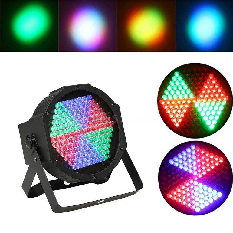 DMX512 Disco-Licht mit 127 LEDs für 16,99€ inkl. Versand