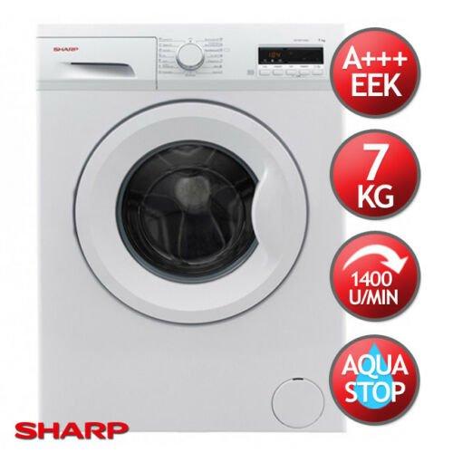 Sharp ES-FB7143W3A – A+++ Waschmaschine 7kg für 224,91€ inkl. Versand