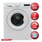 Sharp ES-FB7143W3A – A+++ Waschmaschine 7kg für 249,90€ inkl. Versand (statt 307€)