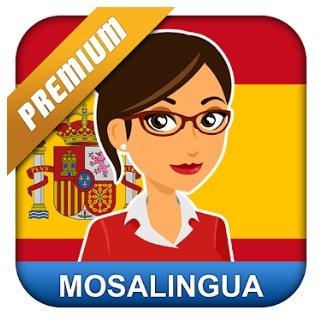 """App """"Spanisch Lernen mit MosaLingua Premium"""" komplett kostenlos für Android (statt 5,49€)"""