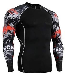 Fitibest Herren Kompressionsshirts für je 5,60€ inkl. Prime Versand (statt 14€)
