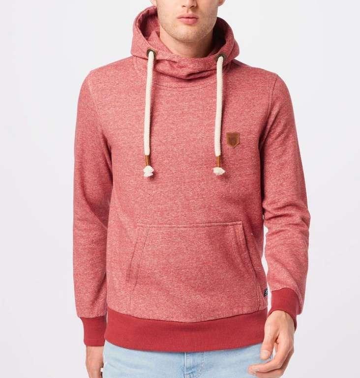 """Jack & Jones Herren Sweatshirt """"Tom"""" in rotmeliert für 14,90€ inkl. Versand (statt 30€)"""