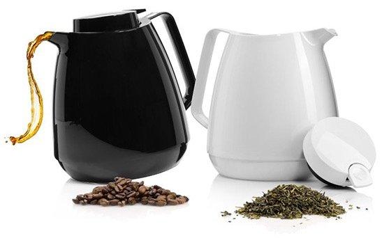 Emsa Momento Kaffee- und Teekannen Set für 14,99€ inkl. Versand (statt 38€)