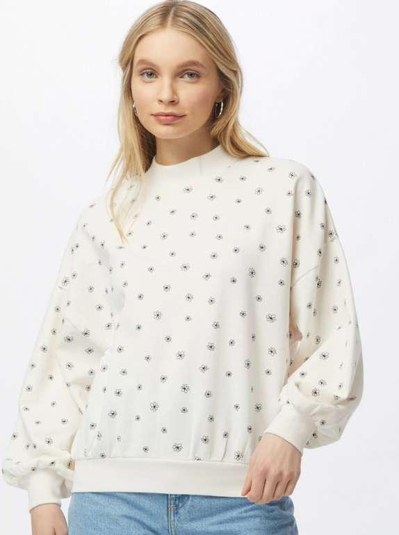 """Levi's Sweatshirt """"Nina"""" in schwarz/weiß für 27,92€ inkl. Versand (statt 35€)"""