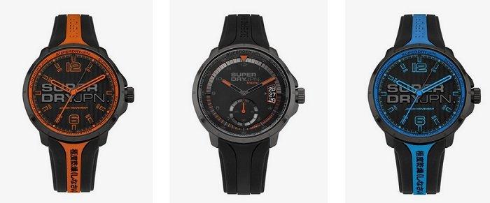 buy online 7ca31 90698 Großer Superdry Uhren Sale mit vielen Modellen - z.B. Campusuhr…