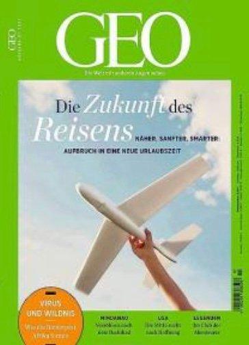 """3 Ausgaben """"GEO"""" für 27€ + 20€ Premium Bestchoice Gutschein"""