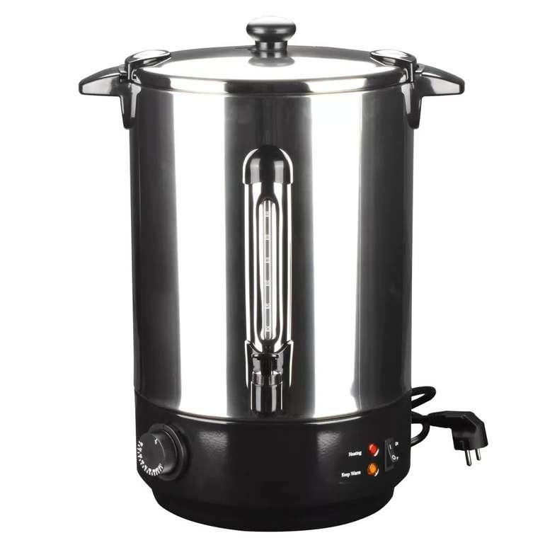 vidaXL Glühweinkocher (15 Liter, 2500 Watt) für 64,99€ inkl. Versand (statt 73€)