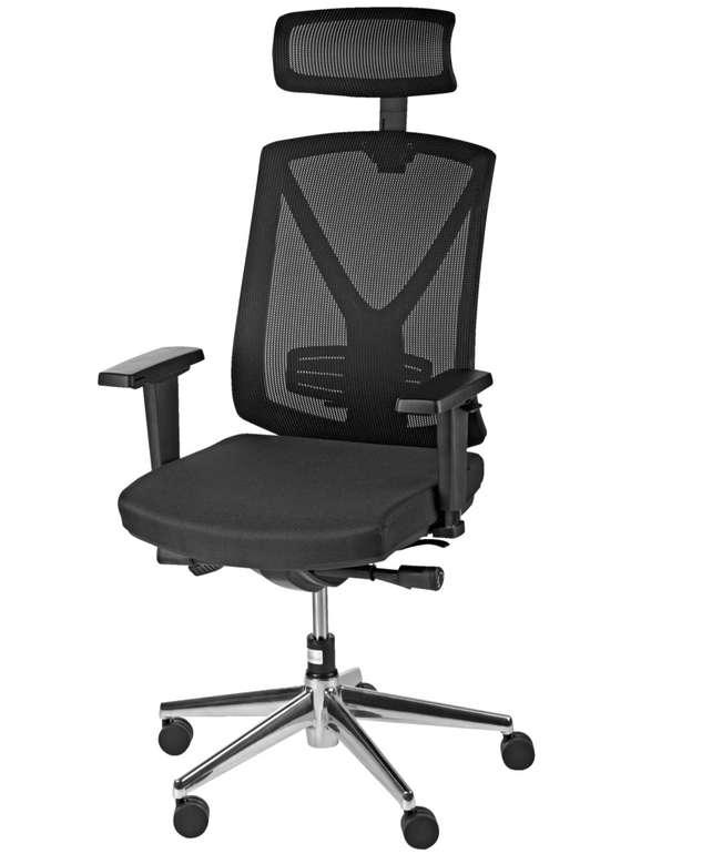 Sigma Bürostuhl EC 901 aus Metall und Kunststoff in Schwarz für 125,24€ inkl. Versand (statt 185€)
