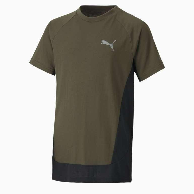 Puma Evostripe Youth T-Shirt für 13,59€ inkl. Versand (statt 19€)