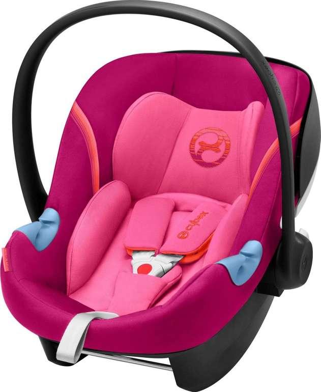 Cybex Babyschale Aton M i-Size in Passion Pink für 101,94€ inkl. Versand (statt 130€)