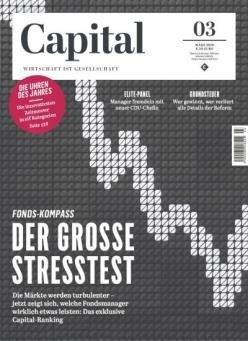 Capital im Jahresabo für 102€ + 90€ Amazon-, JET- oder BestChoice-Gutschein