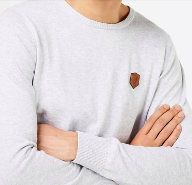 Naketano Herren Knit 'Jedem Ass getrotzt' für 22,49€ inkl. Versand (statt 40€)