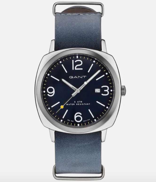 """Gant Herren Quarzuhr """"Brookline, GT038002"""" in blau für 67,15€ inkl. Versand (statt 85€)"""