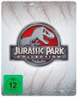 Jurassic Park Collection 1-4 Blu-ray Steelbook nur 16,97€ inkl. VSK (statt 31€)