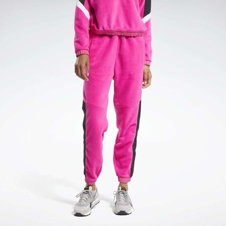 Reebok Damen MYT Warm-Up Pants für 28,97€ inkl. Versand (statt 50€)